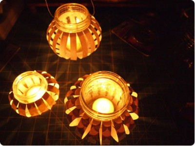 Cách làm đèn lồng