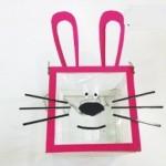 cách làm đèn trung thu hình chú thỏ