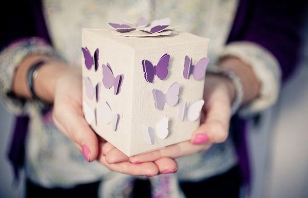 Cách làm hộp quà đẹp