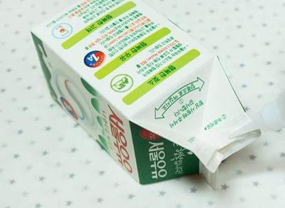 Làm ống tiết kiệm từ vỏ hộp sữa