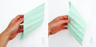 Cách gấp đèn lồng từ giấy