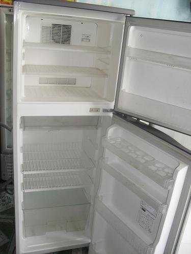 Mẹo giữ tủ lạnh không bị đóng tuyết