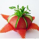 cách tỉa hoa đơn giản với cà chua