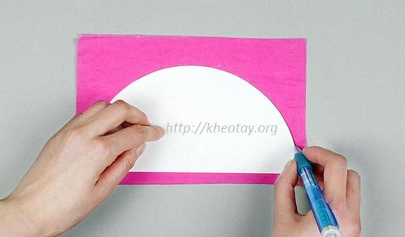 Tự làm quả cầu bằng giấy