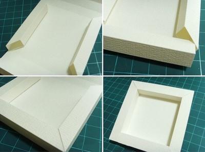 Cách làm khung ảnh 3D