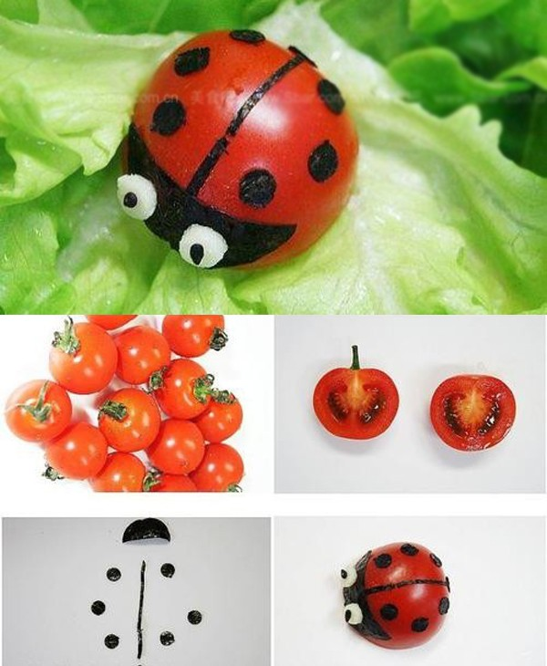 Cách tỉa hoa quả đơn giản đẹp mắt