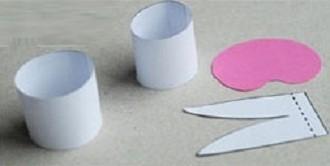 Tự làm đồ chơi sáng tạo bằng giấy