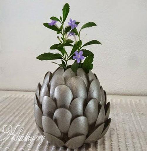 Cách làm đèn trang trí đẹp hình hoa sen