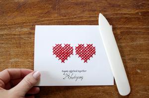 Cách làm thiệp tình yêu đẹp