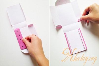 cách làm túi giấy đơn giản mà đẹp