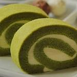 Cách làm bánh cuộn trà xanh ngon