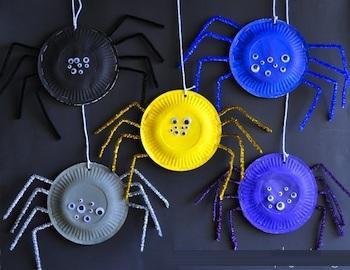Cách làm đồ chơi sáng tạo từ đĩa giấy
