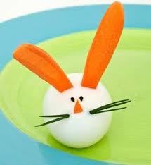 Cách làm trứng luộc hình con vật