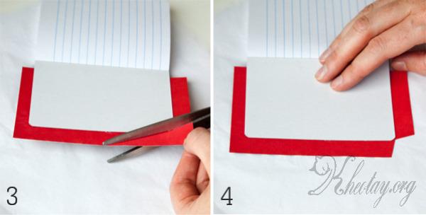 Cách trang trí sổ tay đẹp