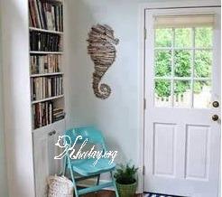 Tự làm tranh treo tường độc đáo