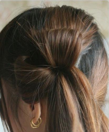 cách làm tóc đẹp mà đơn giản