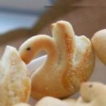 Hướng dẫn làm bánh cookies ngon hình chim thiên nga