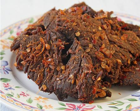 Công thức làm thịt bò khô ngon