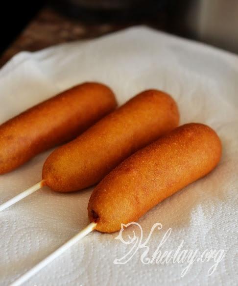 cách làm món ăn vặt ngon từ xúc xích