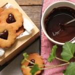Công thức làm bánh quy ngon nhân socola