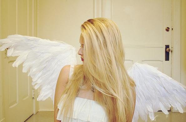 cách làm đôi cánh thiên thần đẹp