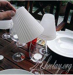 Tự làm đèn trang trí dễ thương