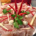 Cách làm gân bò ngâm chua ngọt