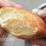 Cách làm kem chiên ngon