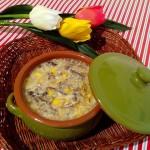 Cách nấu súp gà ngon