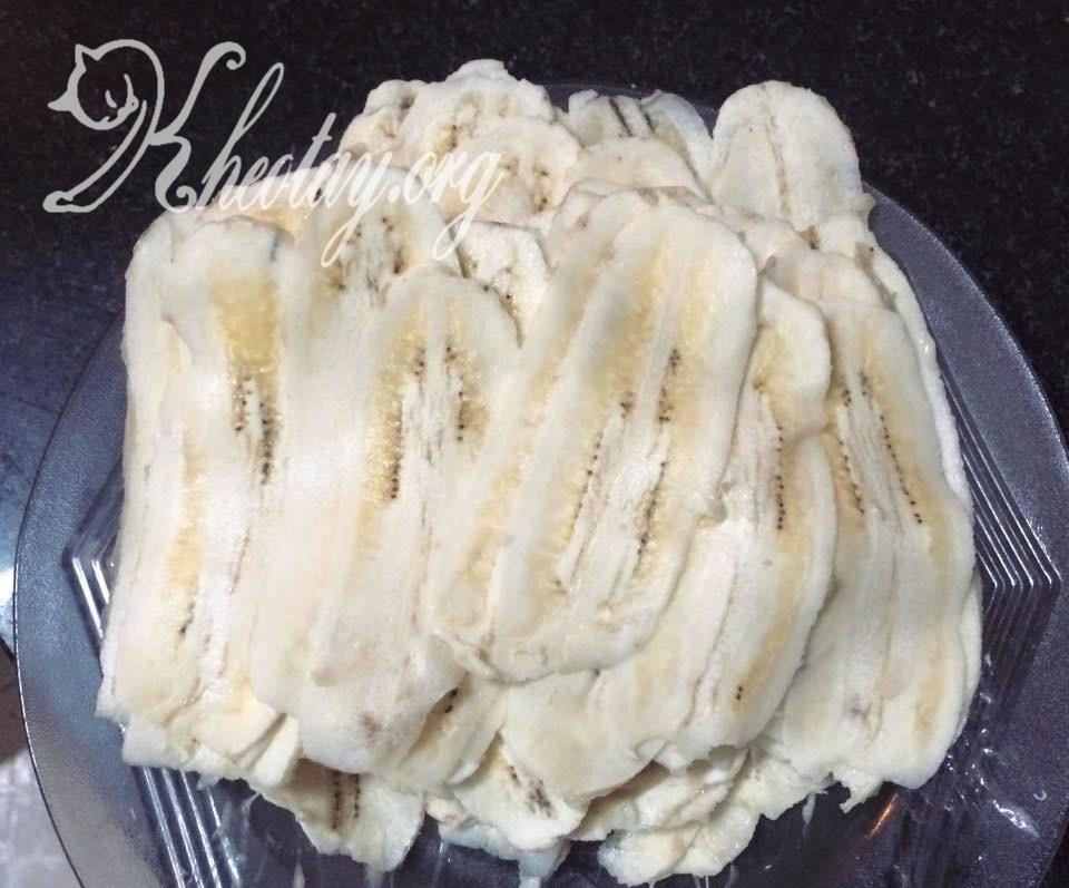 Cách làm bim bim chuối ngon giòn tan