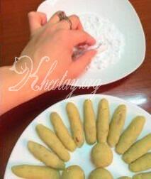 Cách làm khoai lang kén ngon giòn