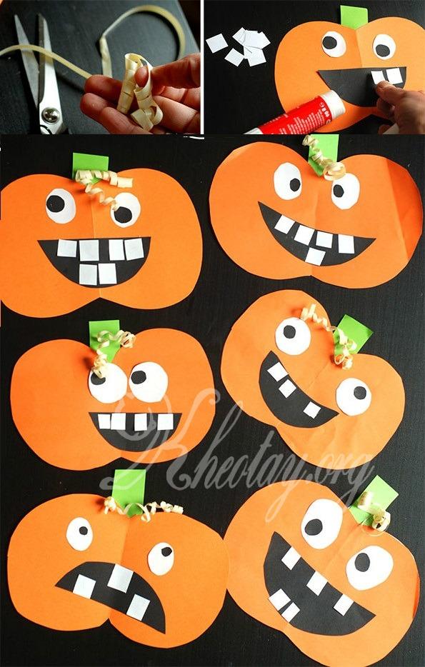 Cách trang trí nhà ngày Halloween