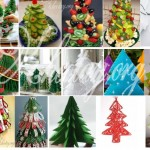 10 cách làm cây thông Noel đơn giản mà đẹp