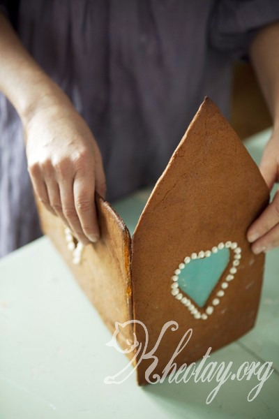 Cách làm nhà bánh đơn giản