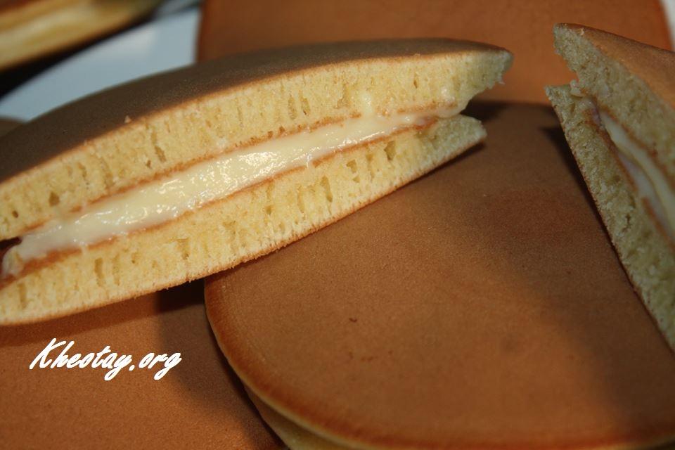Cách làm bánh rán Doremon ngon