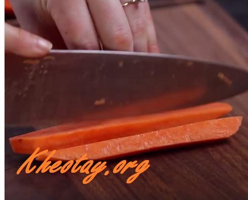 Cách làm khoai lang tẩm gia vị nướng ngon