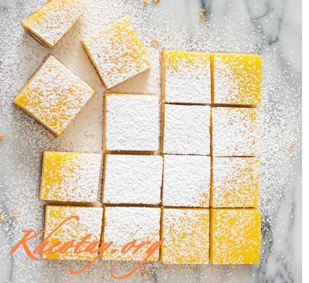Cách làm bánh chanh ngon mà đơn giản