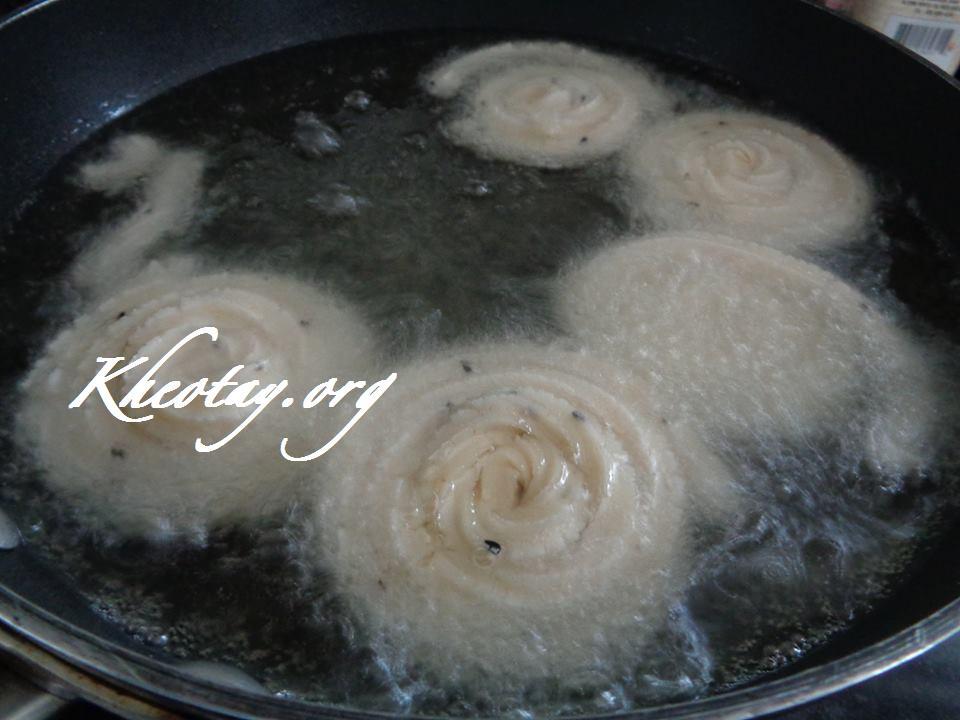 Cách làm bánh gạo ngon