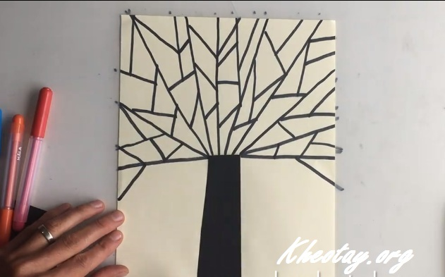 Cách vẽ tranh đơn giản mà sinh động cho bé